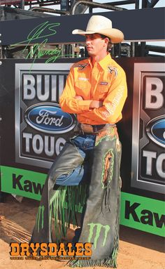 Drysdales proudly features PBR World Champion J.B. Mauney in our new Holiday…