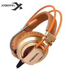 23.66$  Watch here - http://alidbc.shopchina.info/go.php?t=32753216626 - Best Computer Gaming Headset Headband with Microphone Mic XIBERIA V10 Heavy Bass Stereo Game Headphone with Light for PC Gamer  #aliexpressideas