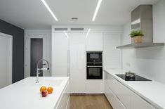 charming Kitchen Design Ideas You'll desire to Steal. New Kitchen, Kitchen Decor, Kitchen Design, Home Interior Design, Interior Decorating, Kitchen Lighting, Home And Living, Sweet Home, Kitchen Cabinets