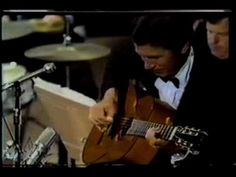 """The incredible playing of Chet Atkins - ▶ Chet Atkins """"Autumn Leaves"""" - YouTube with the Boston Pops conducted by Arthur Fiedler"""