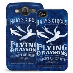 The Flying Graysons iPhone case