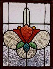 I kind of like the idea of stained glass windows.
