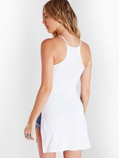 August Flash Sale 50% Off---  Long Halter Neck Tank Top