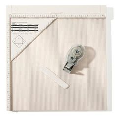 Martha Stewart Crafts Scoreboard Kit: Scoring Board, Envelope Tool, and Adhesive Tab and Roll - http://craftstoresonline.org/martha-stewart-crafts-scoreboard-kit-scoring-board-envelope-tool-and-adhesive-tab-and-roll