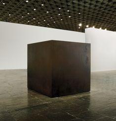 "Tony Smith Sculpture Die. """