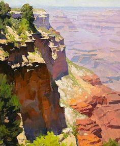 Grand Canyon by Calvin Liang
