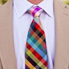 Cute tie!