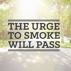 Plan to Beat Smoking Cravings with these tips. #QuitMonday