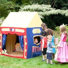 I've just found Theatre Playhouse: 3rd Birthday Gift. Theatre playhouse - a lovely ethical gift for a child age 3+ and an ideal 3rd or 4th birthday present.. £375.00