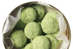 You might be familiar with the ultra tender melt-in-your-mouth experience that is a Mexican wedding cookie. Made mostly of butter, ground nuts, and powdered sugar, these cookies are just as delectable as those you've had before but we gave them a modern twist, tossing them in matcha. You may have seen matcha lattes cropping up on your favorite café's menu, but we like to use the powdered green tea in baking too. While any matcha will work for this recipe we're partial to Rishi brand's…