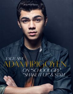 "Adam Irigoyen On ""School Girl"""