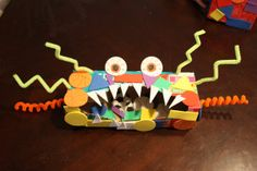Monster Box - No Time For Flash Cards