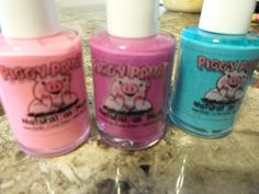 Piggy Paint Review and Giveaway