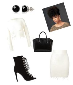 Oh, honey by emilymedea on Polyvore featuring polyvore, fashion, style, adidas Originals, Givenchy, Belk & Co. and clothing