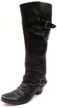 Made from best quality sheep leather, you can sleep wearing this stylish and chic boot.