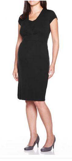 e28f93d9ea01b Maternity Monday  Must Have Little Black Dress LOVING  ThymeMaternity