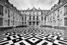 Versailles architecture Paris Photograph  - Versailles architecture Paris Fine Art Print