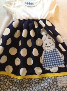 I could make this cute little dress