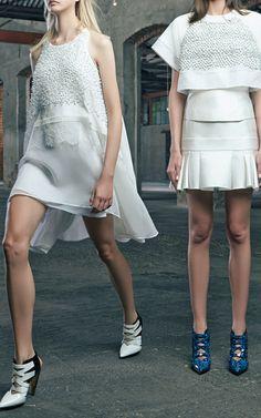 Antonio Berardi Resort 2015 Trunkshow Look 23 on Moda Operandi