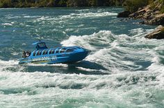 If you aren't a fan of getting wet, but still want an amazing adventure on the Niagara River the Jet dome is for you! Stay dry, but still have the amazing sights of the Niagara River!  www.whirlpooljet.com