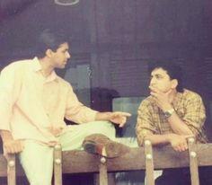 Salman Khan with his friend and Kick director Sajid Nadiadwala.