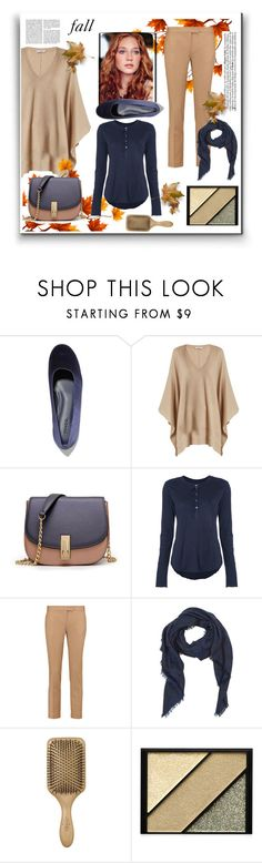 """""""the look of the Autumn"""" by giada2017 on Polyvore featuring moda, Vince, Brunello Cucinelli, WithChic, NSF, Joseph, Kenzo e Elizabeth Arden"""