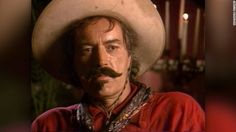 'Tombstone' actor dies in LA home (CNN) is part of home Movie Actor - Actor Powers Boothe has died at 68 from natural causes in his Los Angeles home Boothe was known for his roles in Sin City, Tombstone, and Deadwood Old Western Actors, Western Film, Western Movies, Tombstone Movie, Powers Boothe, Val Kilmer, Celebrity Deaths, Old Movie Stars, American Frontier
