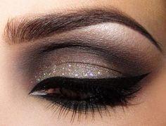 #glittermakeup #makeup