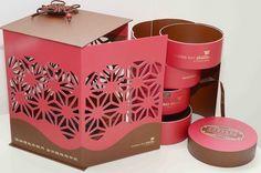 Marina Bay Sands Singapore Mooncake Packaging 2011 by Fenf3n, via Flickr