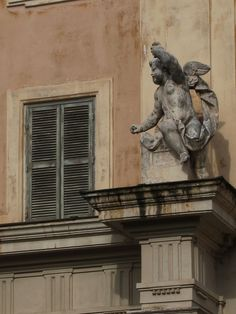 Guardian angel - Santa Cecilia in Trastevere ~ Rome