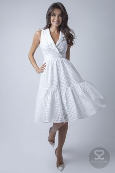 Swans Style is the top online fashion store for women. Shop sexy club dresses, jeans, shoes, bodysuits, skirts and more. Simple Dresses, Casual Dresses, Short Dresses, Summer Dresses, Lace Dress, Dress Up, White Dress, Fashion Mode, Look Fashion
