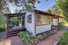 This week's property of the week is perfect for someone starting out in the housing market. The little cottage on this large town block has everything: - a large woodshed – a chook pen – an outdoor fire pit – the perfect price tag - and heaps of potential! #cottage #countrydream #treechange #firsthome #nannup #rightintown #firepit #chookpen