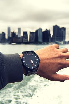 "Take the world by storm | Use code ""pinterest"" for $10 off your next order from MVMT Watches"