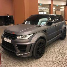 Instagram media by instacar_uae - Range Rover Luma CLR #instacar_uae
