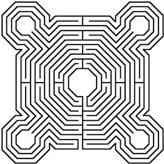 Reims Labyrinth