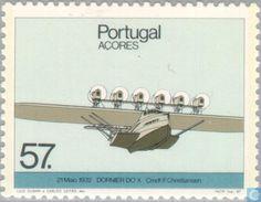 1987 Azores - Aviation