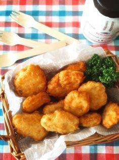 チキンマックナゲット再現レシピ改良しました!ナゲットソースのレシピも!   稲垣飛鳥のあすかふぇのおいしい毎日っ♪