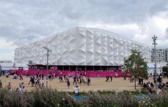 Olympic Basketball Arena - WilkinsonEyre