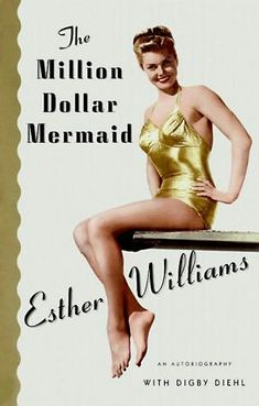 Esther Williams' autobiography is a wonderful read. To read about the choreography and tricks that went into making her movies is fantastic and insightful. She herself is just an interesting and strong willed woman who with no acting abilities became a very well recognized starlet amongst MGM's greats, I adore her and this book.