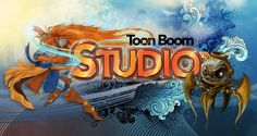Toon Boom Studio animation software. Animation can happen