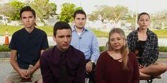 Pro-Trump media launch attacks on student survivors of Florida school shooting