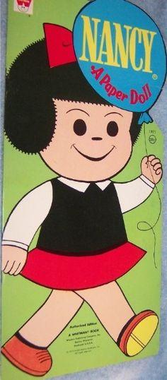 I was a big Nancy fan!