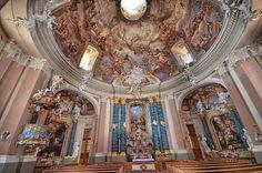 Kirchenkuppel im Münster
