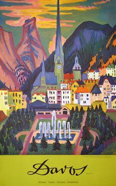 Davos ~ Graubünden _______________________________ Suisse ~ Schweiz ~ Switzerland