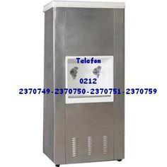 Endüstriyel su sebili hastane yemekhane okul fabrika gemi tipi su soğutucusu 0212 2370749