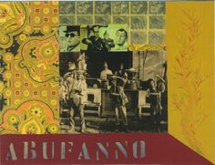 """Collage- """"Abufanno"""""""