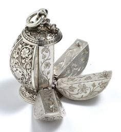 Love this! Zilver, ca 1640