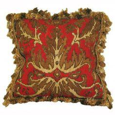 Tuscan Aubusson Pillow