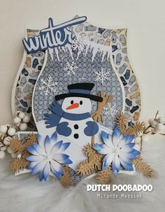 Marianne Design, Hanukkah, Christmas Cards, Scrap, Wreaths, Winter, Essentials, Home Decor, Noel