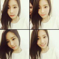 Taeyeon 예쁘다